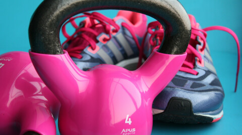 Fitness - Resolve To Be Fit